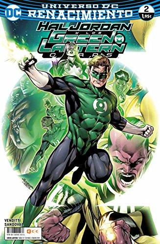 Green Lantern 57/2 (Green Lantern (Nuevo Universo DC)) por Robert Venditti