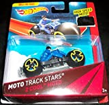 Hot Wheels Moto Track Stars 2-COOL Moto