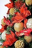 180cm Kuenstlicher Weihnachtsbaum Tannenbaum Christbaum Tanne Lena Weihnachtsdeko - 2