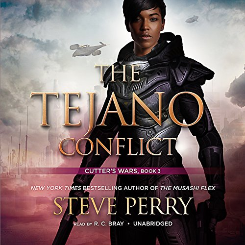 The Tejano Conflict  Audiolibri