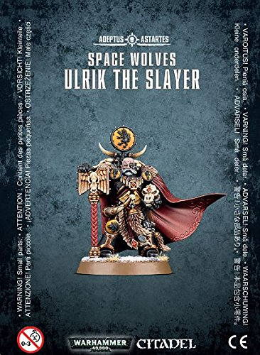 Warhammer 40k Space Wolves Ulrik the Slayer (2016) by Warhammer