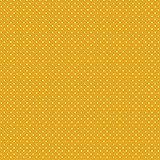 Baumwollstoff Pünktchen Gelb Webware Meterware Popeline
