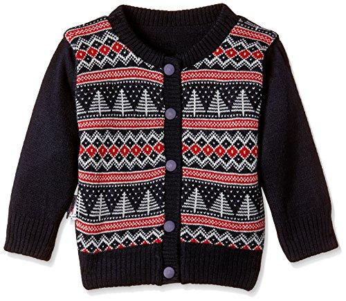 Donuts Baby Girls' Knitwear (268693346_NAVY_06M_FS)