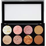 Makeup Revolux Ultra Blush Palette 13 g