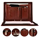 Amazinghind Professional 2 Ring Document Bag, Files And Folders, Documents, Certificates Holder Bag With 12 Leafs