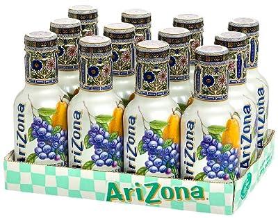 ARIZONA Blueberry White Tea 12 x 500 ml PET