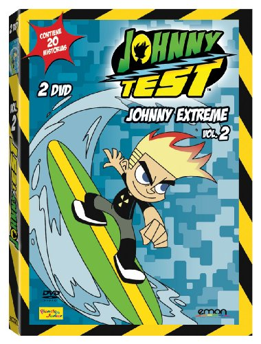 Johnny Test - Segunda Temporada (Import Dvd) (2011)
