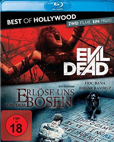 Evil Dead - Cut Version/Erlöse uns von dem Bösen - Best of Hollywood/2 Movie Collector's Pack 89 [Blu-ray]