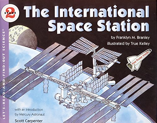 The International Space Station (Let's-read-and-find-out science) (Paperback)