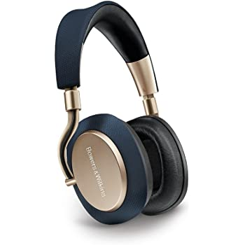 Bowers & Wilkins PX Soft Cuffie con Bluetooth, Oro