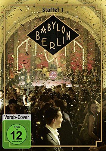 Preisvergleich Produktbild Babylon Berlin - Staffel 1 [2 DVDs]