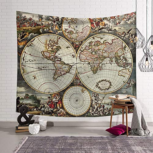 Rjjdd Digitaldruck Wandteppich Wand Decke Strandtuch Outlet Wandteppich Farbige Druck Dekorative Mandala Tapisserie In 150X130Cm - Wand Decken Outlet