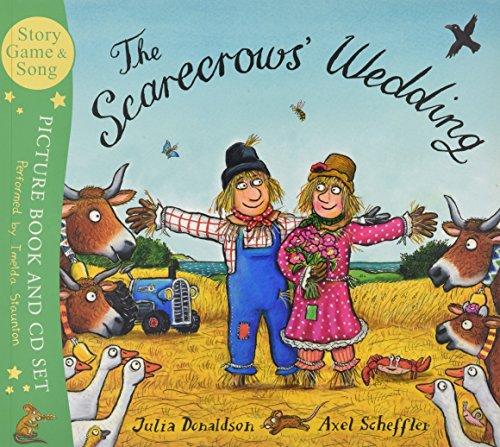 The Scarecrows' Wedding (Book & CD)