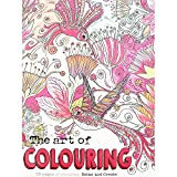 Robert Frederick Adult Colouring Book, Plastic, Assorted
