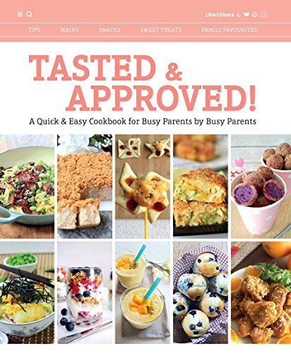 Download e book for kindle tasted approved a quick easy download e book for kindle tasted approved a quick easy cookbook for busy parents by various forumfinder Images