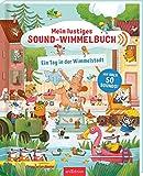 Mein lustiges Sound-Wimmelbuch - Ein Tag in der Wimmelstadt: Mit über 50 Sounds!
