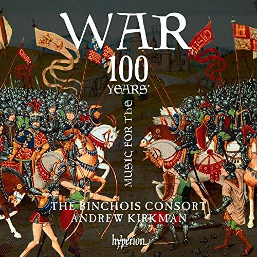 Preisvergleich Produktbild Musik des Hundertjährigen Krieges - Music for the 100 Years' War