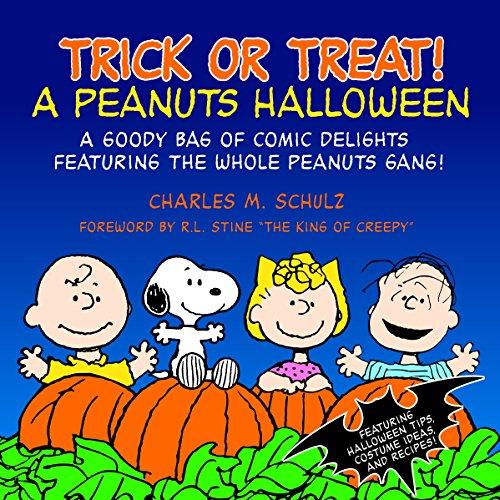 Trick or Treat: A Peanuts Halloween (Peanuts (Ballantine))