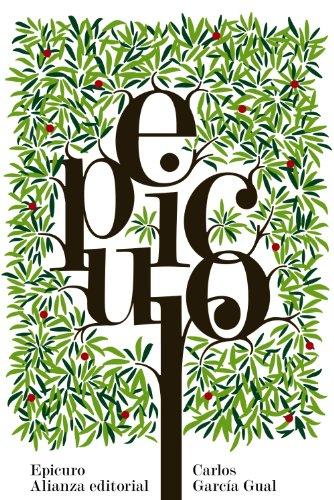 Epicuro (El Libro De Bolsillo - Clásicos De Grecia Y Roma) por Carlos García Gual