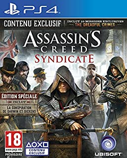 Assassin's Creed : Syndicate - édition spéciale (B00XKS0TC8) | Amazon Products