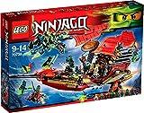 LEGO® NINJAGO Der letzte Flug des Ninja-Flugseglers