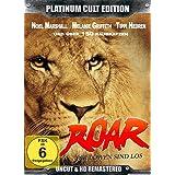 Roar... Das wilde Abenteuer - plus Bonus-DVD und Soundtrack auf Carbon-CD
