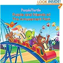 Purple Turtle - Purple and Friends at The Amusement Park