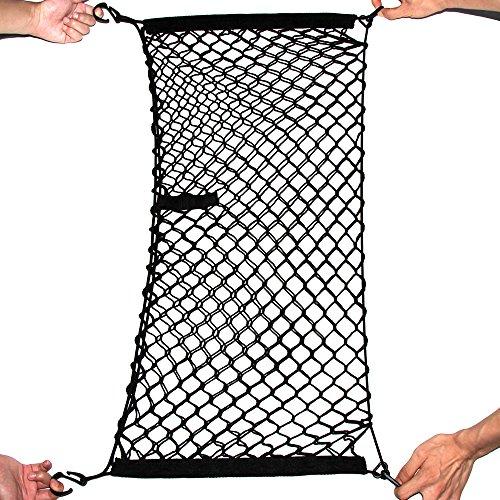 fond-wieder-hangen-cargo-ordentlich-netto-kofferraum-rucksitz-organizer-mesh-robuste-koffer-netz