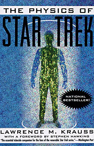 Physics of Star Trek (Star Trek Series)
