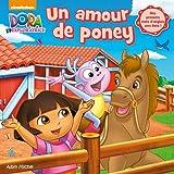 UN AMOUR DE PONEY-album broché