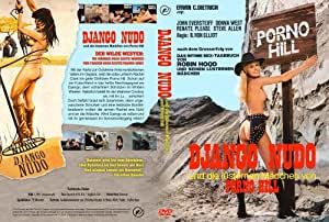 Django Nudo - Kleine Buchbox - Cover A: Amazon.de: DVD