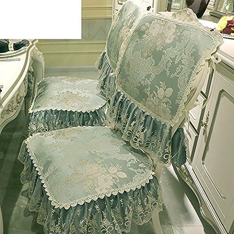 tessuto da pranzo sedie cuscino/Universale Coprisedili delle