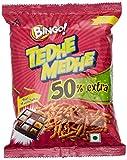 #2: Bingo Tedhe Medhe Masala Tadka Namkeen, 54g (36g+18g Extra)