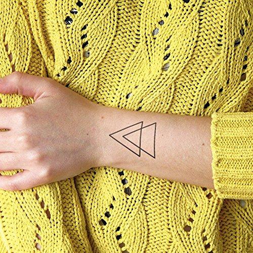 doppel-dreieck-2-temporare-tattoos