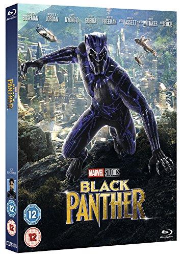Black Panther [Blu-Ray] [2018] [Region Free]