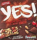Yes! Coffee Dark Choc and Cherry Snack Bar, 35 g