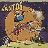 Songtexte von Los Santos - Space Rangers