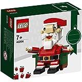 LEGO – 40206 – Weihnachtsmann Set