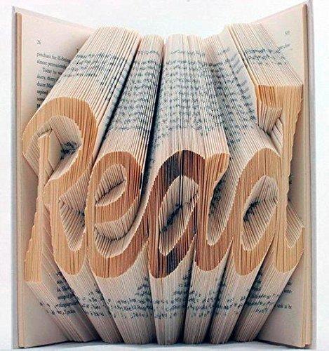 Best Selling- Buch Klappräder Gefaltet Buch Art-Gift-Any Word-Flat Rate
