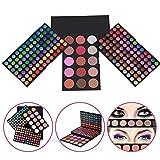 Set di trucco per palette ombretto ombretto Set Make Up Professional Box,KRABICE Palette di ombretti di Ultra Flawless 183
