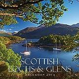 2019 Scotland Calendar - Scottish Lochs & Glens
