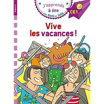 978-2016255032 PDF Sami et Julie CE1 Vive les vacances !