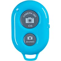 Buddymate Zipito Bluetooth Remote Controller Shutter Button for Selfie Click & Portable for iOS, Android Devices (Random…