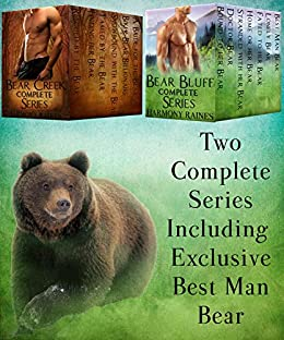 Complete Bear Creek and Bear Bluff Box Sets: Including exclusive book Best Man Bear by [Raines, Harmony]