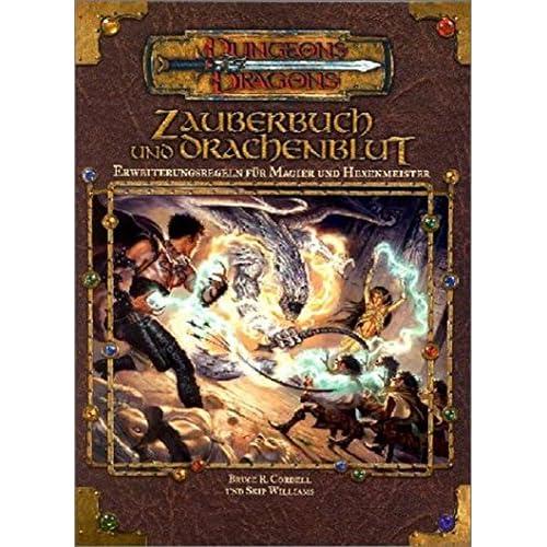 Dungeons & Dragons, Zauberbuch und Drachenblut