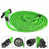 #10: Aventure Water Spray Gun for Home Bike Car Cleaning Gardening Plant Tree Watering Wash with 10 M Multifunction Garden Hose (Free)