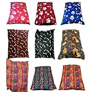 PET DOG BED CUSHION LARGE SIZE AVAILABLE IN RANDOM COLOURS