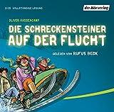 Die Schreckensteiner auf der Flucht (Schreckenstein - Die Lesungen, Band 4) - Oliver Hassencamp