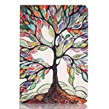 IIOOII Tree Of Life Flip Stand Leather Case Cover For iPad Mini 1 2 3 Retina
