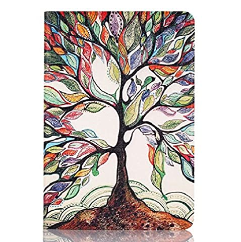 Tree Of Life Flip Stand Leather Case Cover For iPad Mini 1 2 3 Retina
